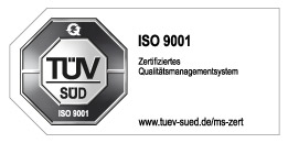 ISO 9001 Zertifizierung HAAS